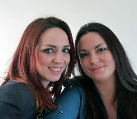 Christine & Sabrina Joyce