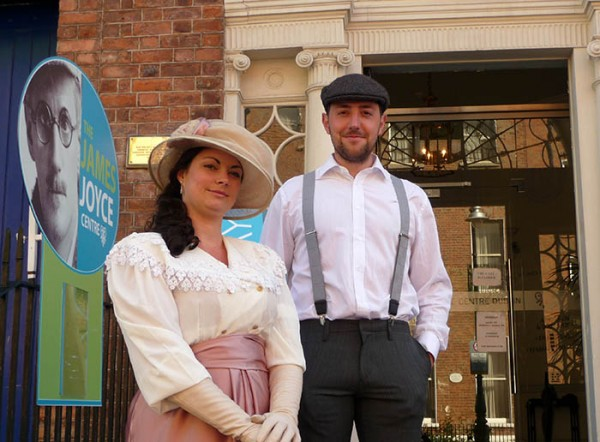 Bloomsday in Dublin