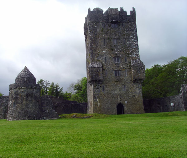 Aughnanure Tower Castle County Galway