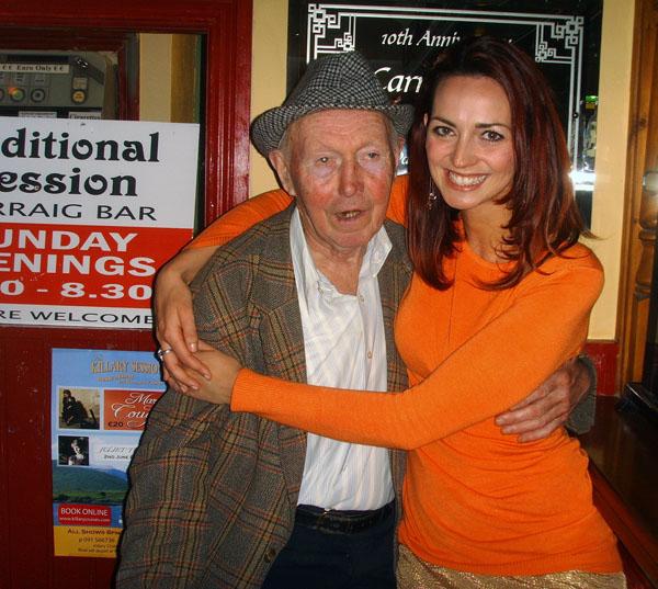 Happy End: Chris meeting Paddy Joyce