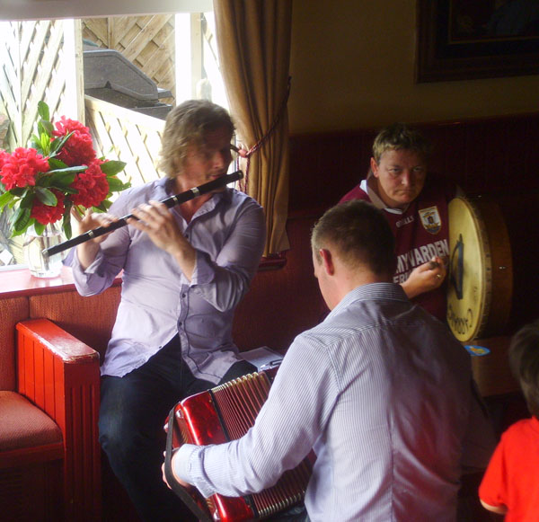 Trad band